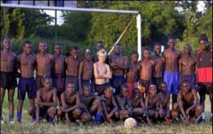 le football selon Pierre Menes