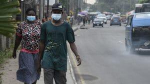 Le coronavirus inquiète déjà en afrique